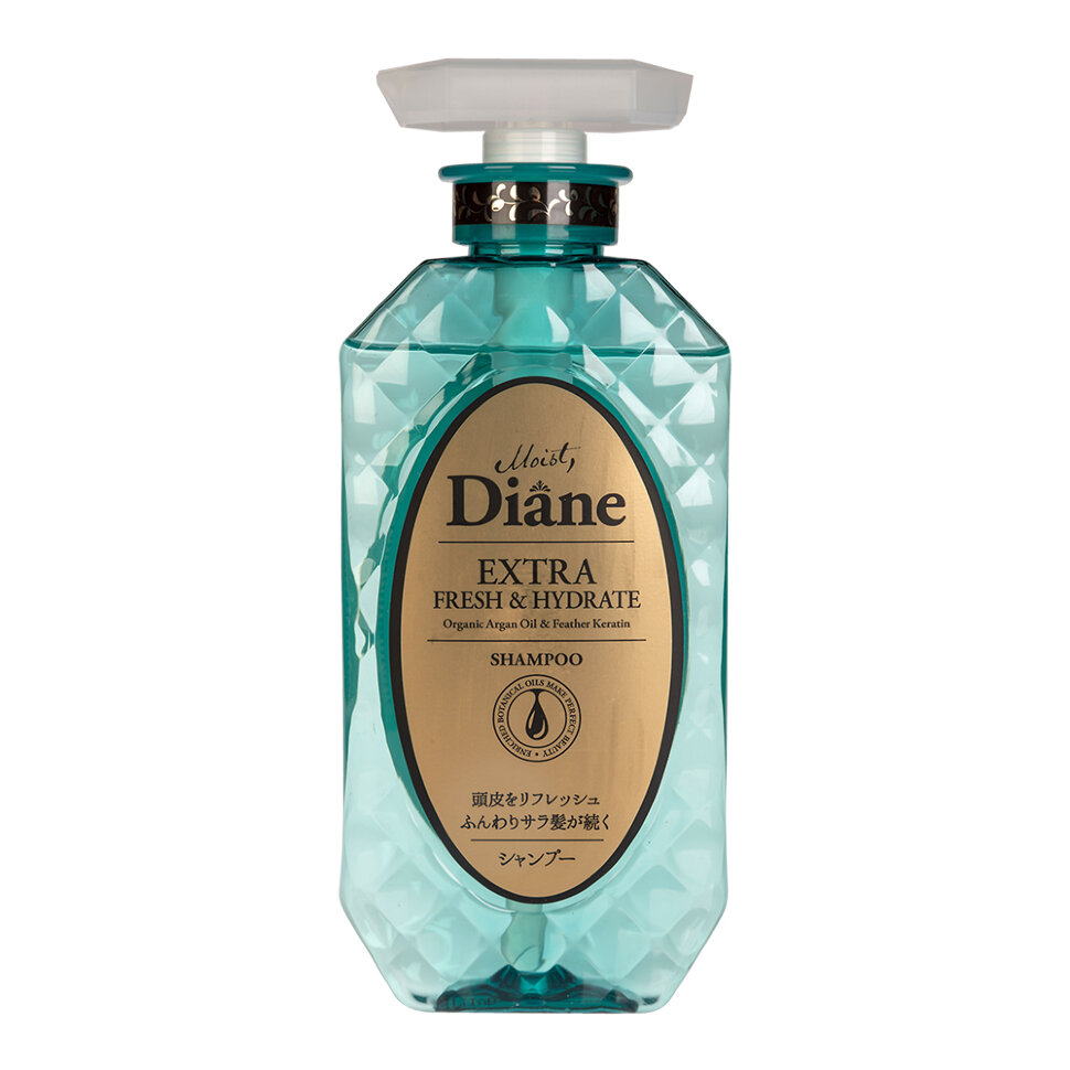Купить Moist Diane Perfect Beauty Шампунь кератиновый Свежесть 450 мл