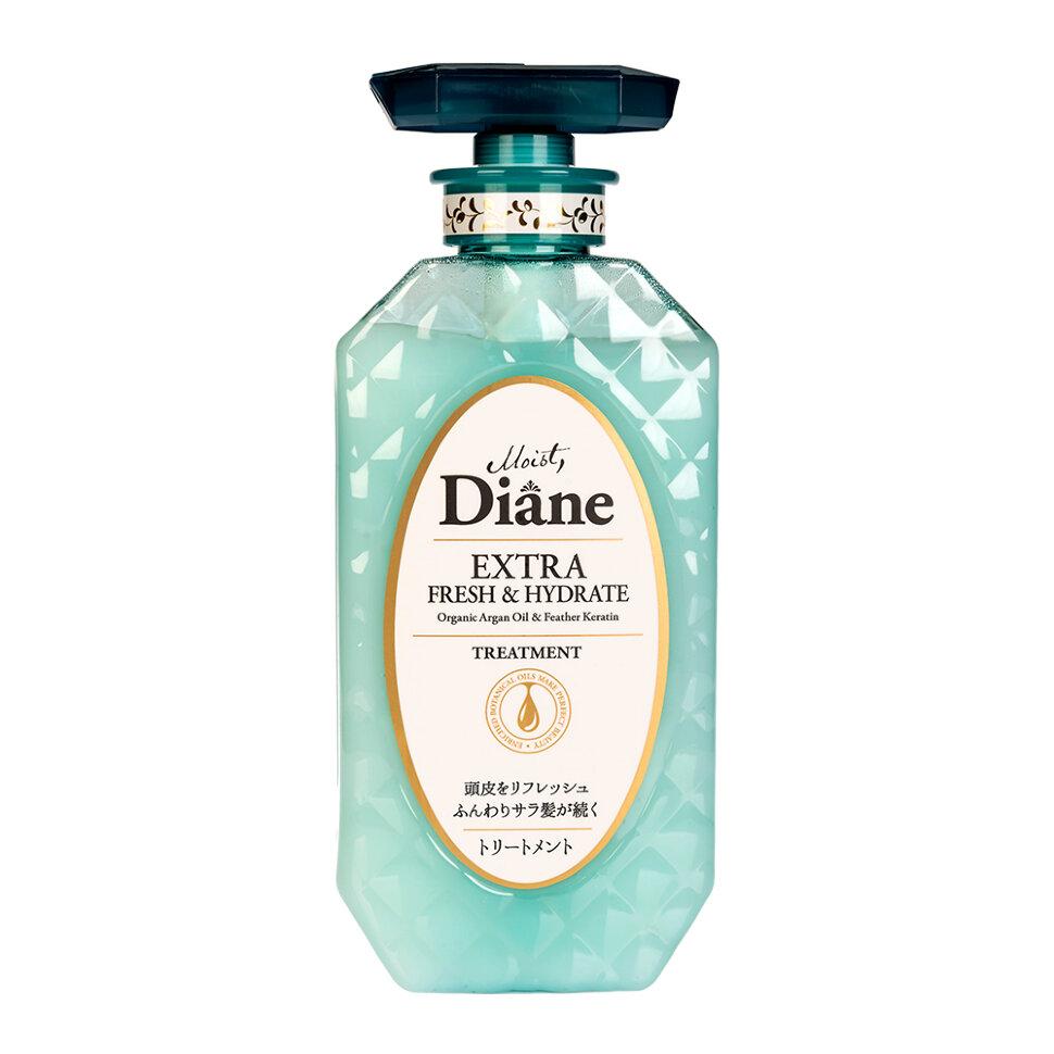 Купить Moist Diane Perfect Beauty Бальзам-маска кератиновая Свежесть 450 мл