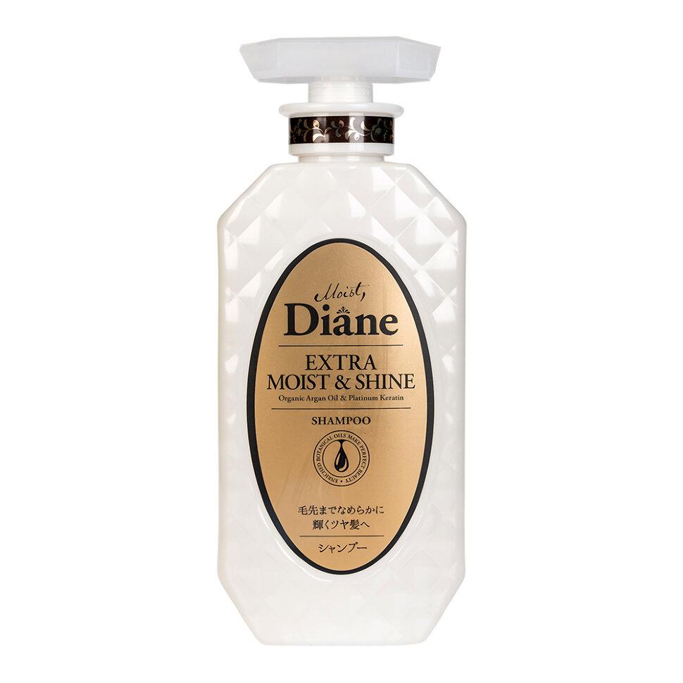 Купить Moist Diane Perfect Beauty Шампунь кератиновый Увлажнение 450 мл