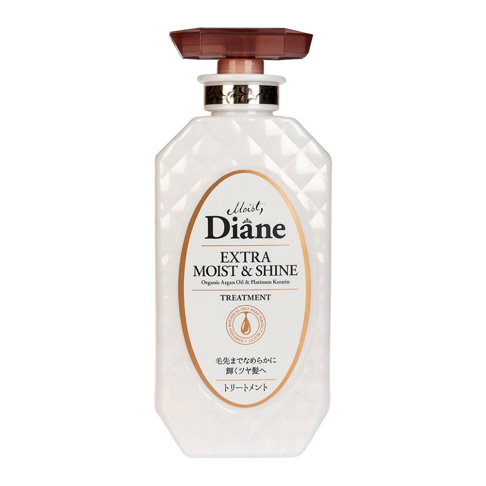 Купить Moist Diane Perfect Beauty Бальзам-маска кератиновая Увлажнение 450 мл