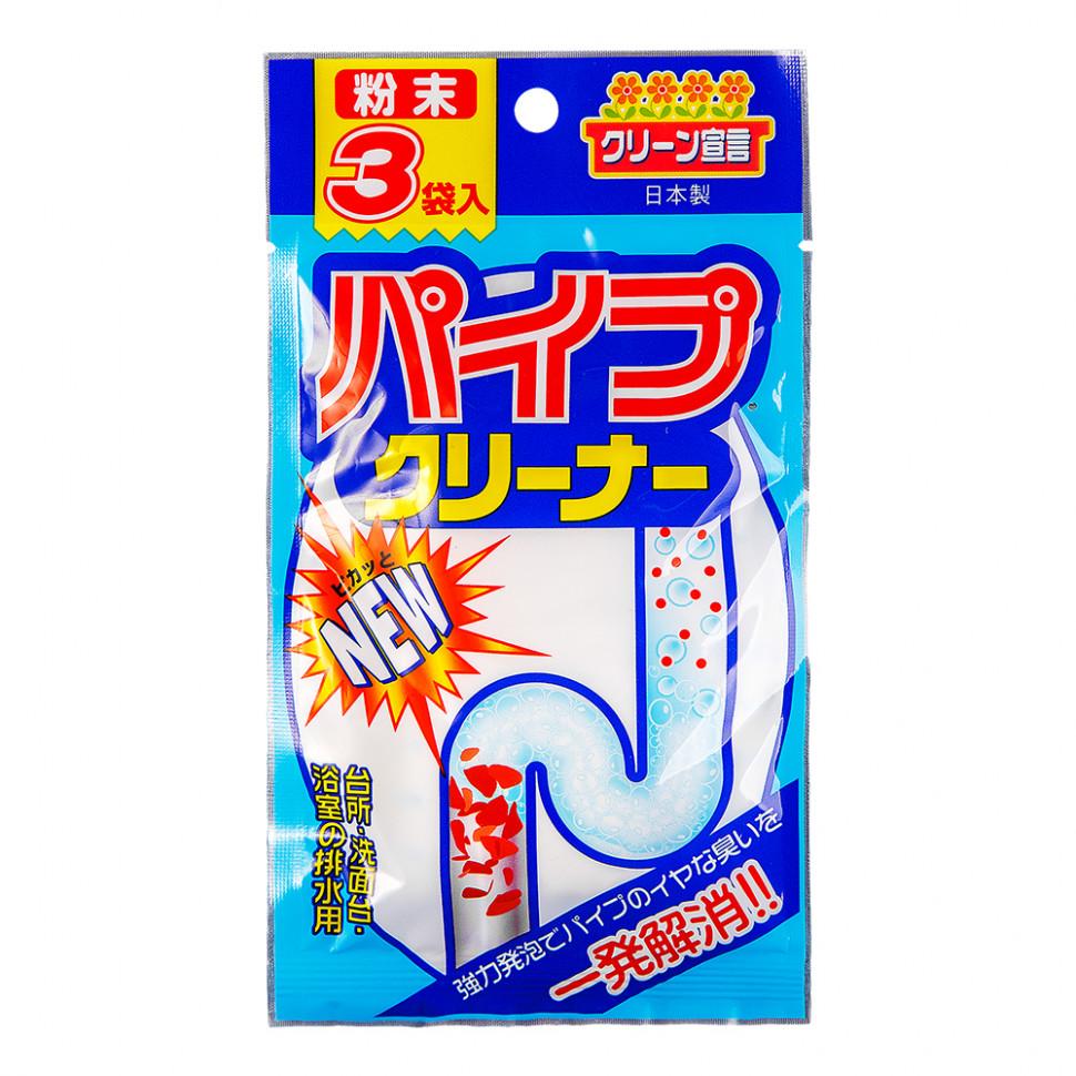 Nagara Средство для чистки труб, 20 гр *3 пакетика фото