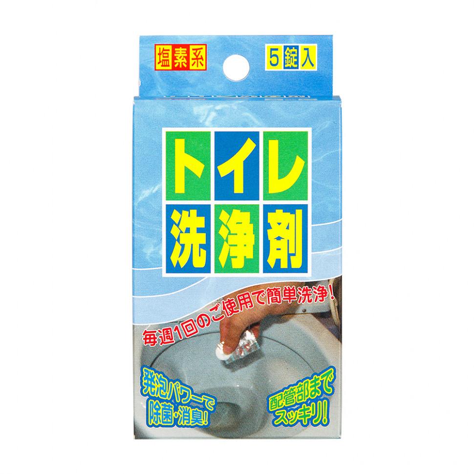 Nagara Средство для чистки туалета, 4,5 гр*5 фото