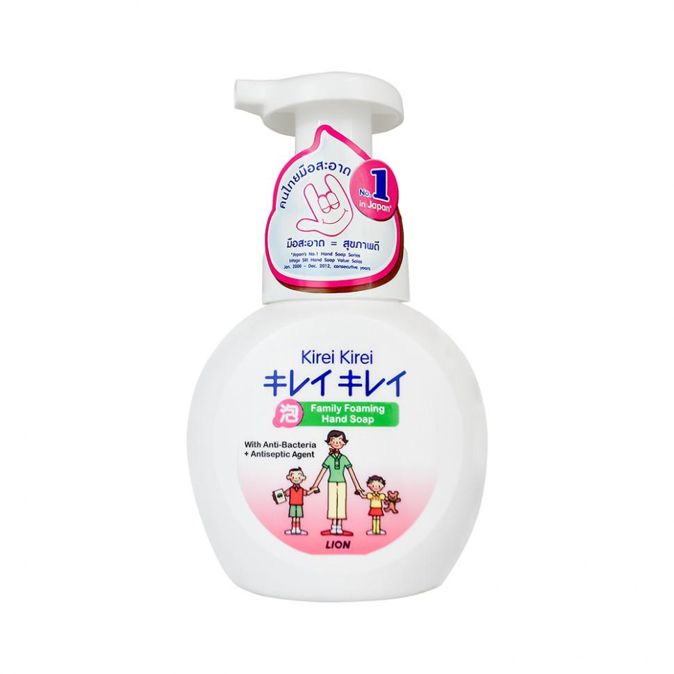 Купить Lion Kirei Kirei Мыло-пена для рук Воздушное мыло, 250 мл