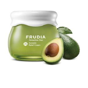 Купить Крем для лица с авокадо, восстанавливающий, 55 гр, Frudia