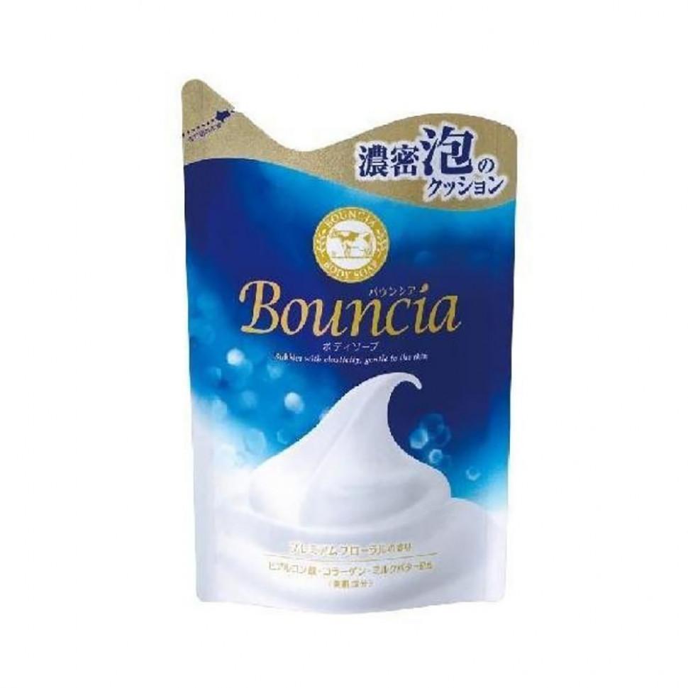 Cow Bouncia Milky Body Soap Увлажняющее мыло для тела со сливками и коллагеном  ЗБ, 430 мл
