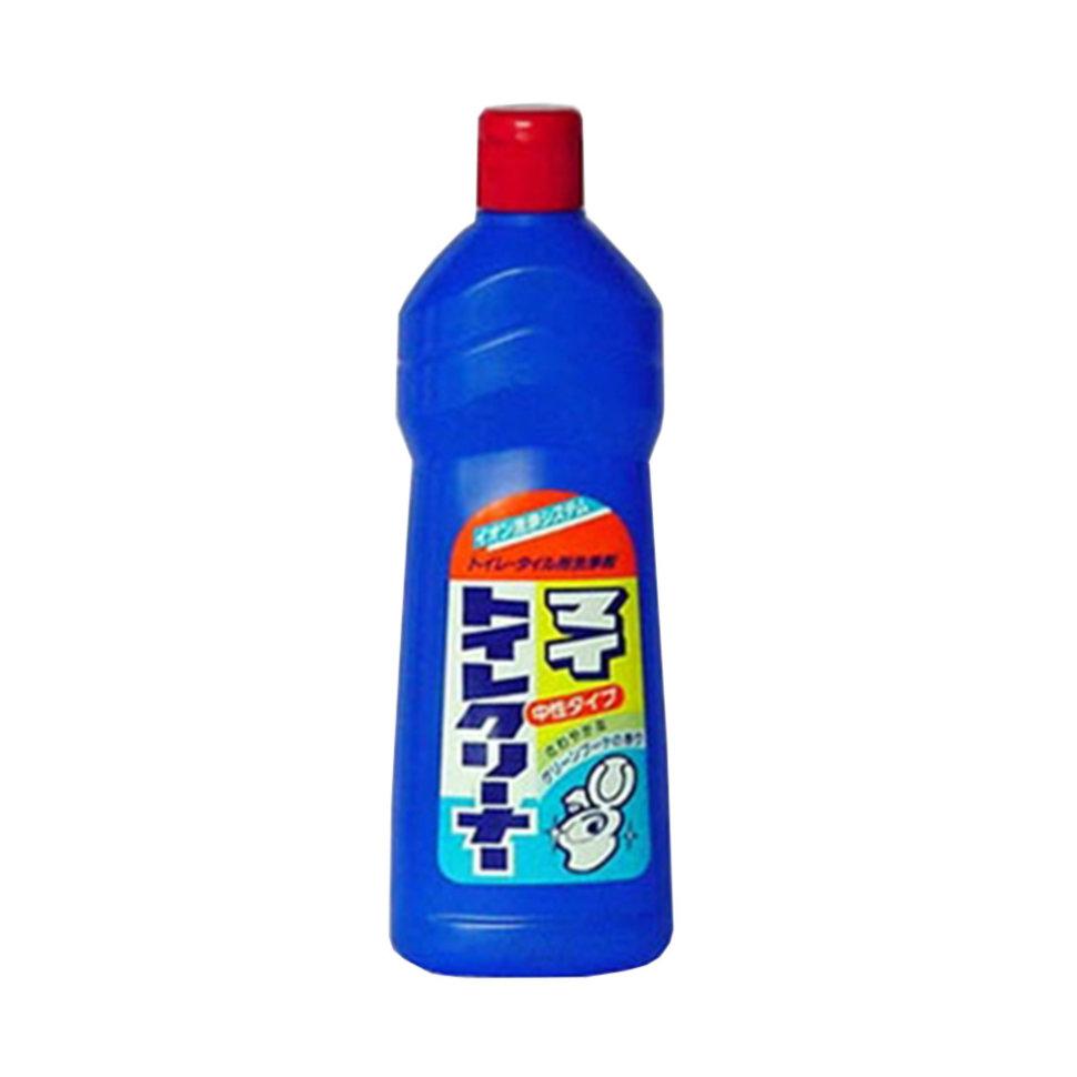 Rocket Soap Жидкость чистящая для туалета с ароматом свежести, 500 мл