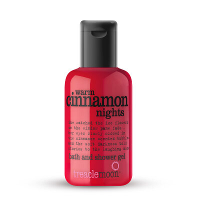 Treaclemoon Гель для душа Пряная Корица  Warm cinnamon nights bath & shower gel, 60 мл