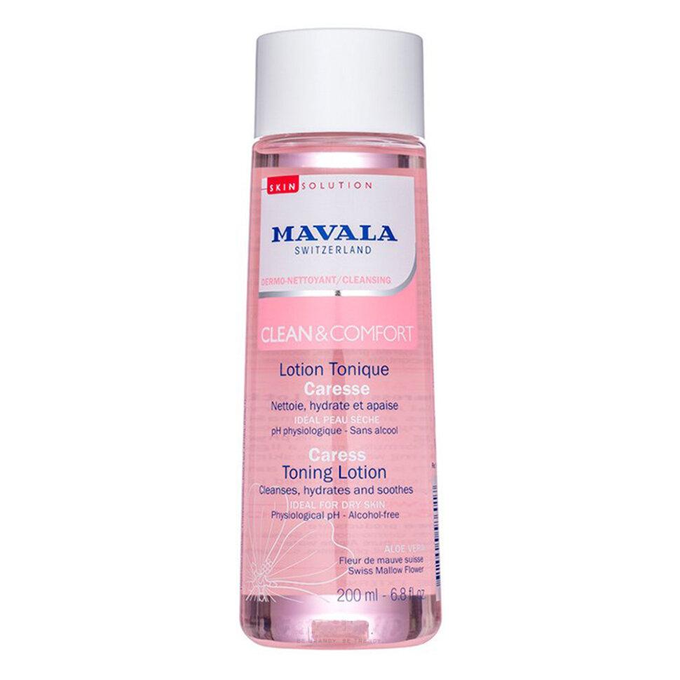 Купить Mavala Тонизирующий Лосьон для деликатного ухода Clean & Comfort Careless Toning Lotion 200ml
