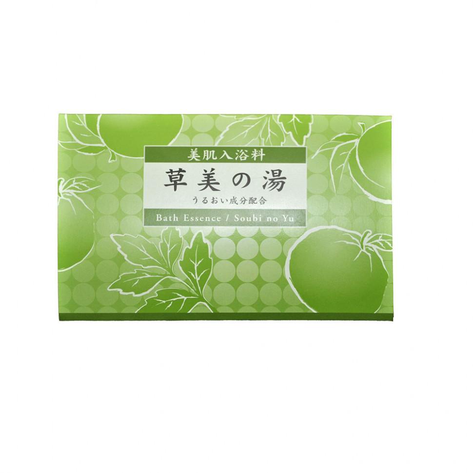 Max Соль для ванны увлажняющая (ароматы персика, полыни), 25 г * 2 шт