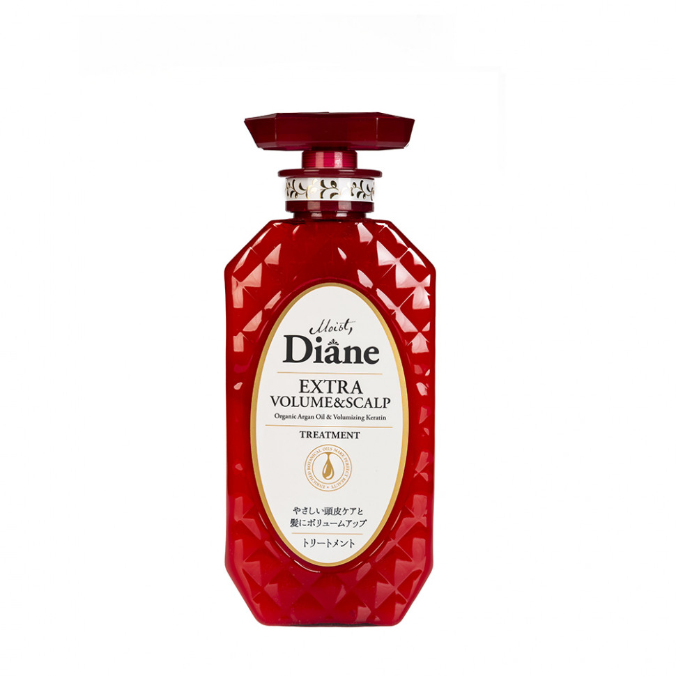 Moist Diane Perfect Beauty Бальзам-маска кератиновая Объем 450 мл фото