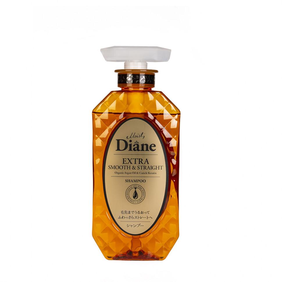 Moist Diane Perfect Beauty Шампунь кератиновый Гладкость, 450 мл фото