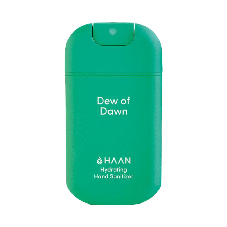 Купить HAAN Очищающий и увлажняющий спрей для рук Утренняя роса / Hand Sanitizer Dew of Dawn, 30 мл