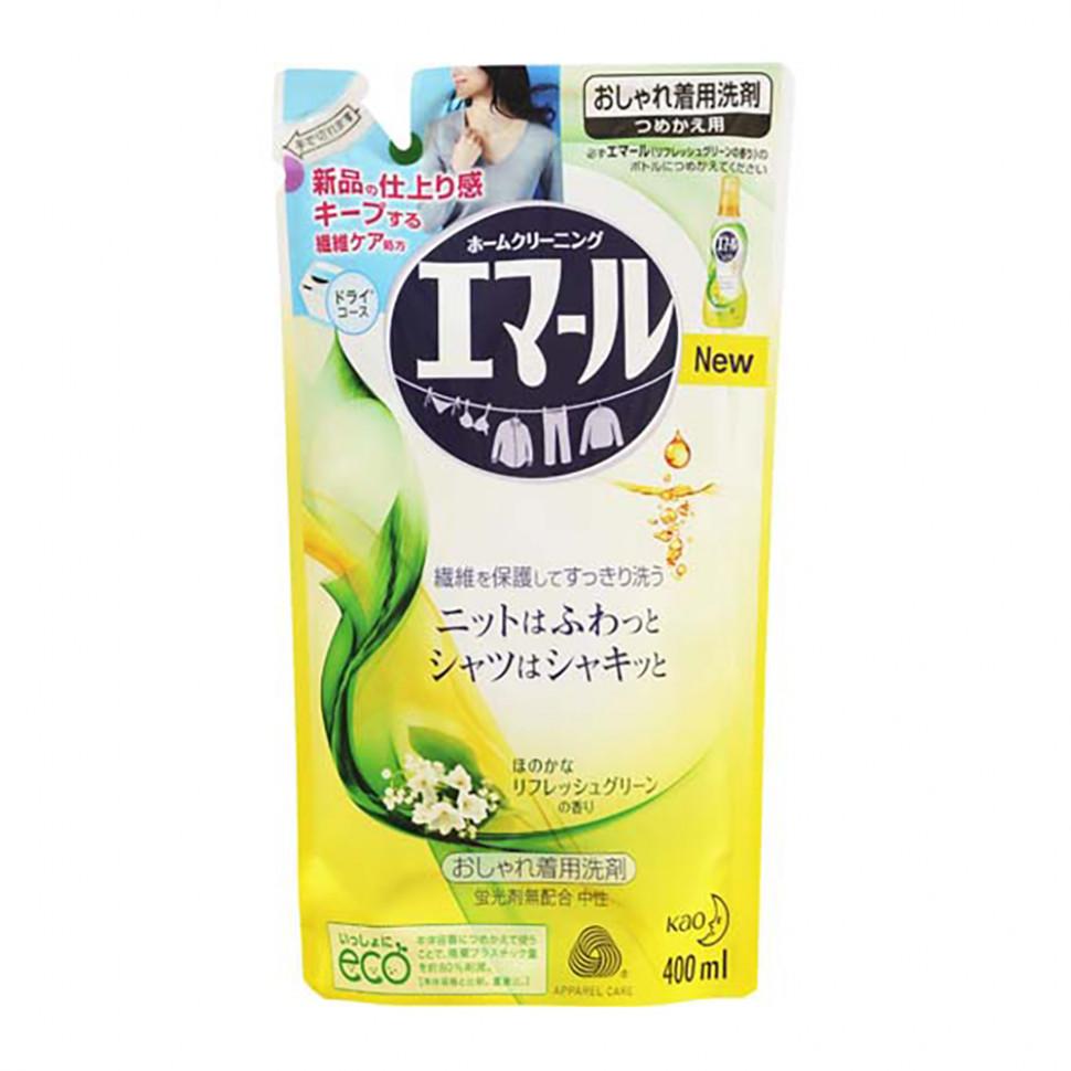 Kao Emerl Концентрированный гель для стирки деликатных тканей